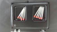 Orthodontics tool Manual Yes HOT New 10 Pcs Dental Endo Fiber Posts Tips Drill Thread Glass Protaper Files 1.40MM