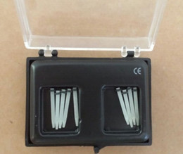 Wholesale Pieces Box Sale Deantal supply Dental Endo Fiber Post Glass Set Refill Tips Drill Thread Protaper Files