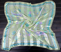 Wholesale multipurpose cm Square Scarf Neckscarf sarongs shawl warp Hijabs cm pc