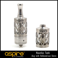 Aspire Nautilus Hollowed-out tank building products - Original Aspire Nautilus Build Tank High Quality Nautilus Hollowed out Sleeve Atomizer Newest Product Hot Selling