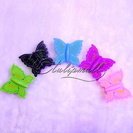 Wholesale Portable Beautiful Butterfly MP3 Player Fashion Design MP3 Music Player Sports MP3 Player Used as Present Colors