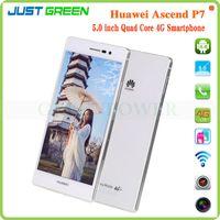 <b>Huawei</b> P7-L00 5 pulgadas 2GB 16GB Android 4.4 (Versión 4G) Teléfono móvil