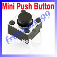 FZ0136 Guangdong, China (Mainland)  100pcs SMD Tactile Tact Mini Push Button Switch Micro Switch Momentary FZ0136 Free Shipping Dropshipping