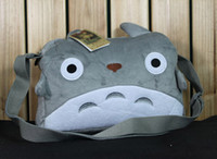 Wholesale New Japan s Hayao Miyazaki Totoro High Quality Totoro shoulder bag Messenger bag laptop bag