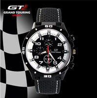 Fashion Unisex Not Specified 2014 NEW HOT F1 Speed Racer Men GT Sport Watch Military Watches Japen PC Movement Wristwatch Clock DHL Free Shipping Drop Shipping