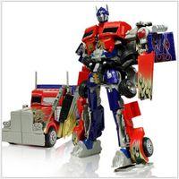Wholesale Transformers Toys Optimus Prime Bumblebee hypervariable Diamond robot boy gift