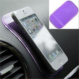 Silica Gel Anti-Slip Mat Car Dashboard Non-slip Mat Magic Sticky Pad for Mobile Phone iPod iPhone Samsung HTC PDA MP3 MP4 GPS Car Accessory