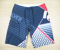 Cheap Board Shorts beachwear Best Polyester Geometric swimwear