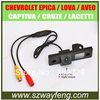 special car rearview camera - Factory selling Special Car Rear View Reverse backup Camera rearview parking for CHEVROLET EPICA LOVA AVEO CAPTIVA CRUZE LACETTI