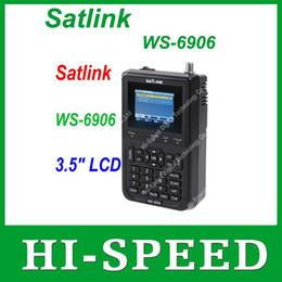 Original Satlink WS-6906 3.5