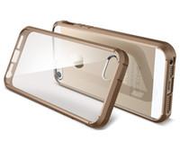 SGP Hybrid Super Slim Hybrid Case TPU Bumper Transparent Rea...