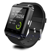 U8 Smart watch Bluetooth Smartphone    Smart watch U8 Bluetooth Sport Smartphone Touch Screen Wrist Watches mate for iPhone 4S 5 5S Samsung Galaxy S4 S5 Note 2 3 HTC Android Phone