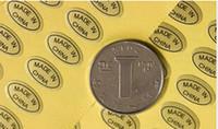 label - paper label USD