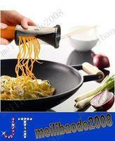 Wholesale NEW GEFU Spirelli Spiral Slicer Julienne Vegetable Cutter MYY1711