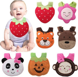 Wholesale 2014 Baby Bibs waterproof Burp Cloths layers embroidery high quality saliva towels pc