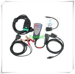 Wholesale 2014 Professional diagnostic tool lexia citroen New version V47 lexia3 pp2000 Internface