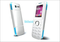Wholesale Cheapest Quad Band GSM Cell Phone With inch Screen Dual Sim card South America Phone D201 FM radio Camera Supported Multi Color Q6 Q9