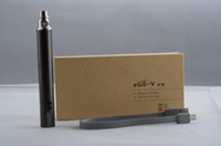 2.4ml Plastic  2014 ego-v v3 variable voltage ecig and wattage ego-v3 mega USB passthrough ego vv3 vv vw battery