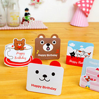 Valentine's Day FANSCH A1 A2 A3 A4 A5 A6 A7 A8 A9 B1 B2 B3 B4 B FANSCH Gogh jewelry box creative birthday card greeting wedding small mini-card greeting card
