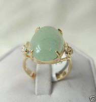 Wholesale Exquisite Lady Jade Ring pc