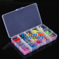 Wholesale Adjustable Compartment Plastic Tool Container Storage Box Jewelry Earring
