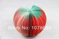 Wholesale pages set tomato D Memo Notepad Post Pads DIY Note Stationery