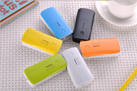 Cheap Wholesale - 5600 mah Portable Backup Battery External Power Bank Charger For Universal Mobile Phones,with retail package