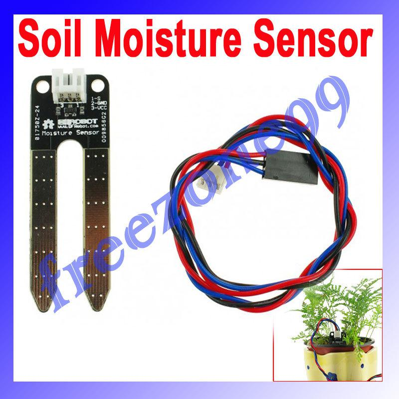 Hacking wireless soil moisture sensor Embedded