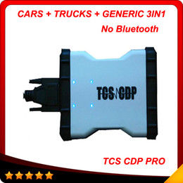 Wholesale NEW Design Release CDP Pro IN auto with keygen tcs cdp Diagnostic interface for Cars Trucks Generic