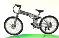 Wholesale 2014 hot sale inch folding Electric bicycle electric mountain bicycle bike speed MTB V E bike