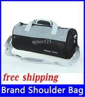 ban bags - Brand Shoulder Bag Sports Travel Gym Logo Ban Be Custom tailor Boys Men Bags top sale new