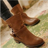 Wholesale Hotsales Jeffrey Campbell imitation Size35 Sexy Laides High platform High heels Ankle boots for women motorcycle boots