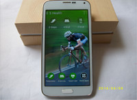 Wholesale S5 i9600 Quad Core MTK6582 SM G900 Android Inch USB GHZ GB RAM GB ROM G GPS Android Cell Phone mail MP G900F