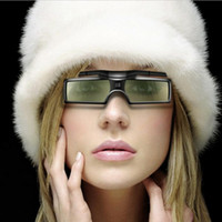 Wholesale G15 DLP D Active Shutter Glasses for DLP LINK D Optoma for Sharp for LG NEC Projectors DropShipping
