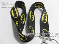 batman transfers - the batman lanyards heat transfer printing keychains for MP5