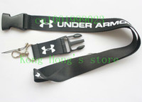 Yes 0 53x2.5CM Wholesale-Free shipping Brand Sport logo Lanyard Mobile Phone Accessories keychains Neck Strap Lanyard Wholesale 20pcs