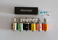 Replaceable Metal Stillare Atomizer Stillare 28mm stillare clone mod rebuildable atomizer rba ecig tank dripper rda 510 1:1 clone dripping ss full mechanical mod panzer DHL