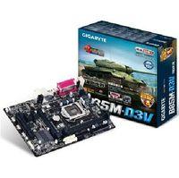 Wholesale Brand Gigabyte B85M D3V desktop mainboard motherboard Intel B85 LGA SATA III DDR3 VGA DVI USB3 PCI E drop