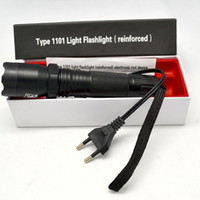 Wholesale Great Discount Promotion Electronic Self defense LED Flashlight Shocker