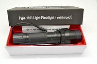 Wholesale 2 Pieces Big Discount Promotion Electronic Self defense Shocker LED Flashlight