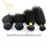 100g Ombre Color Brazilian Hair New 2014 Hot Selling Peruvian Virgin Hair Extensions Jerry Curly Human Hair Weft Hair Deep Wave No Shedding No Tangele