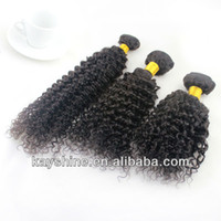 30g Ombre Color Brazilian Hair Hot Sale Girl Beauty Wholesale High Quality No Chemical Processed 3pcs lot Chinese100% Remy Jerry Weft Wave Hair No Tangle