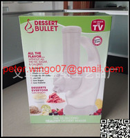 Self Cooling 0 500-1000ml 1pcs Dessert Bullet Makes Frosty Treats in 10 Seconds DBR-0101 Nutri NEW
