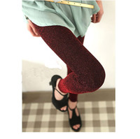 Pants Women Bootcut 2013 new style shiny purl superelastic Ms. Hot tide pants Leggingsladies' pantyhose free shipping