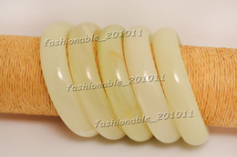 Wholesale Afghanistan jade gemstone Women s bangle New Jewelry br190