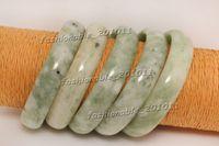 Bangle jade bangle - Imitate jade gemstone Women s bangle New Jewelry br189
