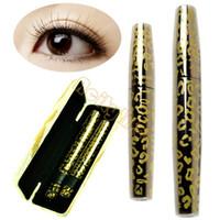 Wholesale 2 Fiber Long Eyelash Mascara Magic Natural False Lash Eye Lashes Makeup Cosmetics Black Mascara