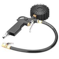 OEM ELC-QQ1481  Multifunction Auto Car motorcycle Bicycle Tire Pressure Gauge Air Inflator Gun