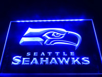 Wholesale LD242b Seahawks Bar Pub Neon Light Signs