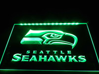 neon sign - LD242 Seattle Football LED Neon Light Sign
